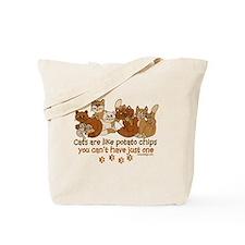 Cute Kitty cat designs Tote Bag