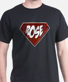 Rose Superhero T-Shirt