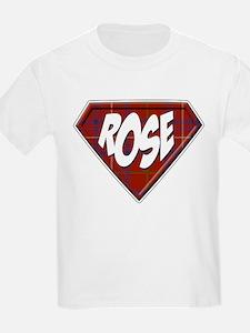 Rose Superhero T-Shirt