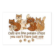 Cute Potatoe Postcards (Package of 8)