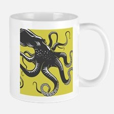 Octopus Mugs