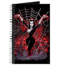 Vampire Queen Vampira Journal