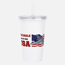 F-15 Eagle Acrylic Double-wall Tumbler