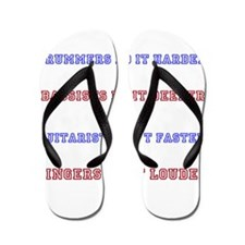 Bands Rock. Flip Flops