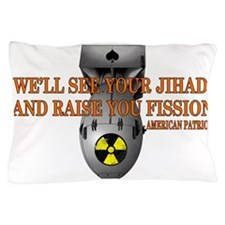 Unique War terror Pillow Case