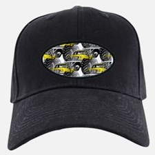 Yellow MONSTER Truck Baseball Hat