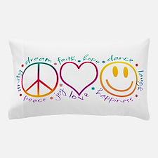 Unique Peace Pillow Case