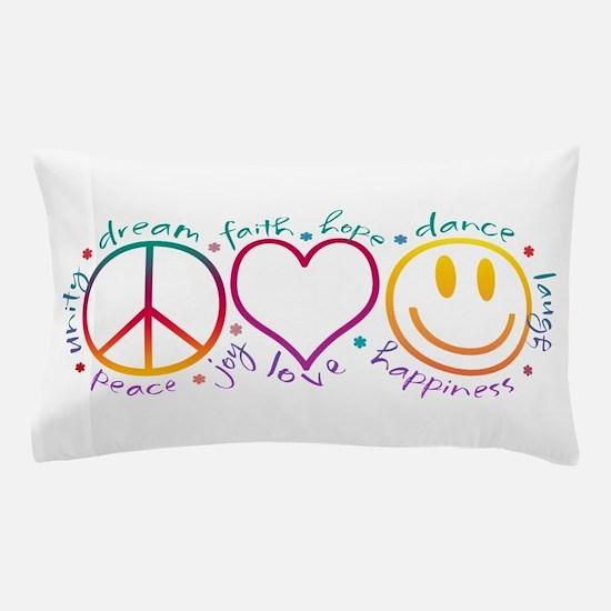 Unique Love Pillow Case