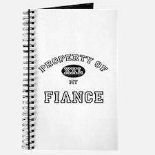 Property of my FIANCE Journal