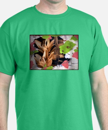 Lily Collage T-Shirt