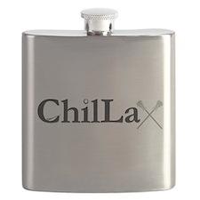 Unique Lacrosse Flask