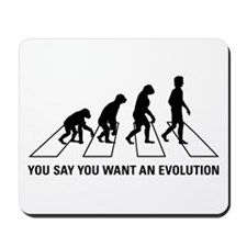 Evolution Road Mousepad
