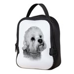 Dandie Dinmont Terrier Neoprene Lunch Bag