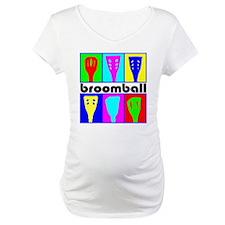 Broomball Heads Shirt