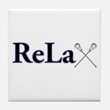 Cute Relax Tile Coaster