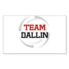 Dallin Rectangle Decal