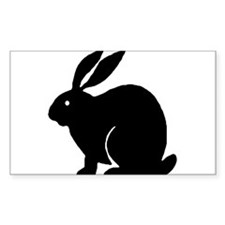 Cool Cute bunny Decal