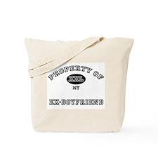 Property of my EX-BOYFRIEND Tote Bag