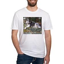 siberian huskie Shirt
