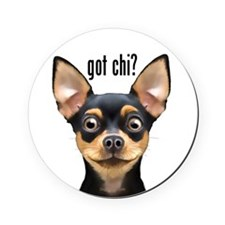 Got Chi? Cork Coaster