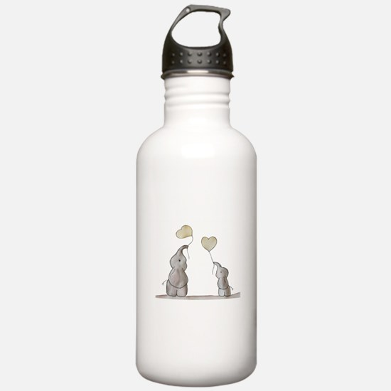 Forever Love Sports Water Bottle