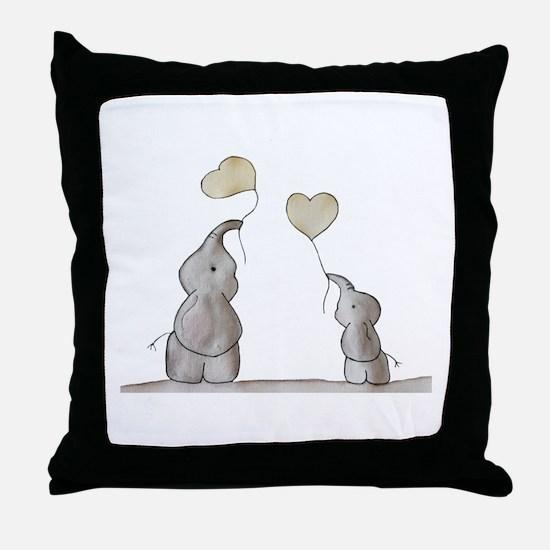 Forever Love Throw Pillow