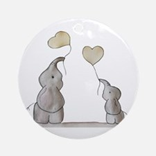 Forever Love Ornament (Round)