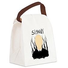 Unique Ghosts Canvas Lunch Bag