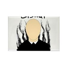 Slendy Slenderman Magnets