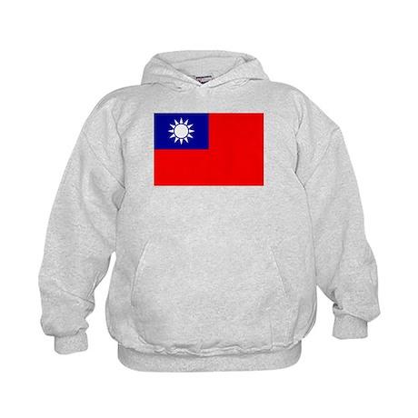 Taiwan Kids Hoodie