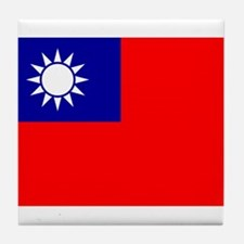 Taiwan Tile Coaster