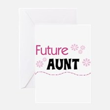 futureauntpinkaa Greeting Cards