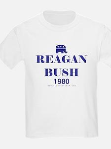 Reagan Bush 1980 T-Shirt
