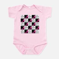 SHOE PRINCESS Infant Bodysuit