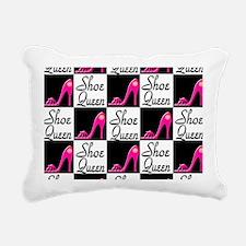 SHOE PRINCESS Rectangular Canvas Pillow