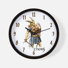 Thor Wall Clock
