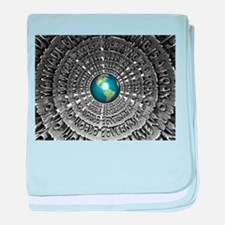 No World Government baby blanket