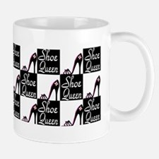 Cute Shoe queen Mug