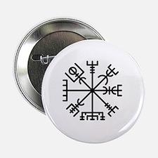 """Cute Norse 2.25"""" Button"""