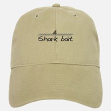 Shark Bait Baseball Baseball Cap