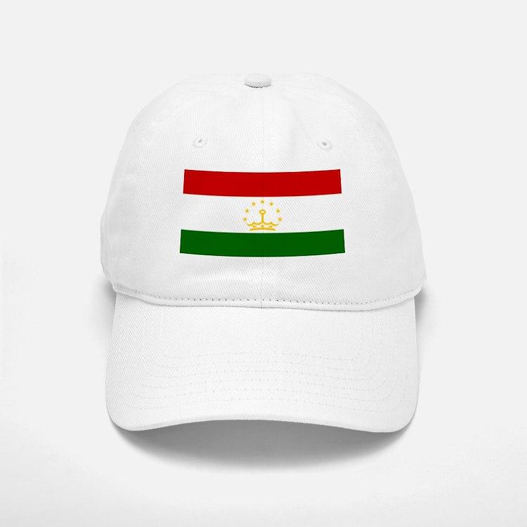 Tajikistan Baseball Baseball Cap