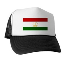 Tajikistan Trucker Hat