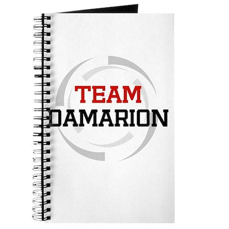 Damarion Journal