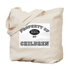 Property of my CHILDREN Tote Bag