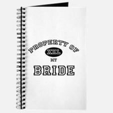 Property of my BRIDE Journal
