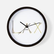 Cute American indian movement Wall Clock