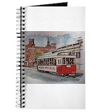 Cute Autobus Journal