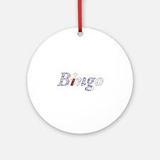 Bingo Light Mosh Ornament (Round)
