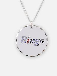 Bingo Dark Mosh Necklace