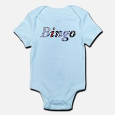 Bingo Dark Mosh Infant Bodysuit